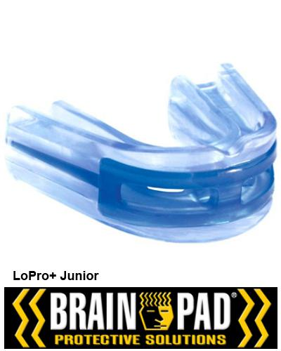 Brain-Pad Boys mouthguard LoPro+ Junior 1