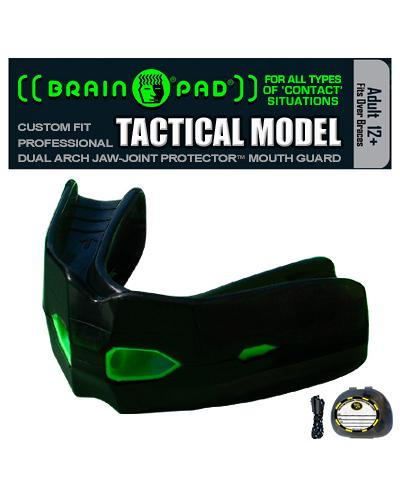 Brain-Pad heren bitje Tactical Training 1