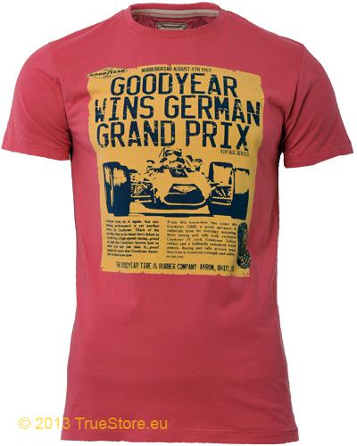 Goodyear Vintage T-Shirt Canton 1