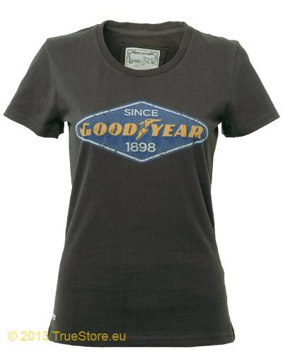 Goodyear Ladies T-Shirt Eureka 1