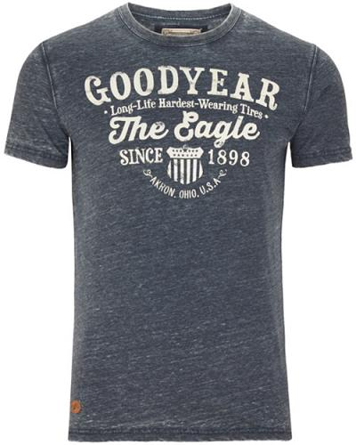 Goodyear Slim Fit T-Shirt Monticello 1