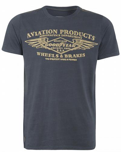 Goodyear slimfit t-shirt Crawford 1