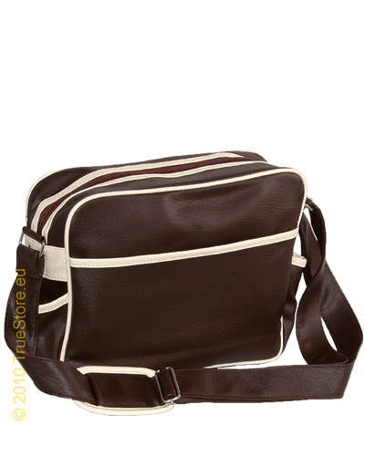 Schultertasche Scooter Brown 2